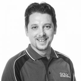 Damien Samios,Solvit,NetworkOne Business Networking Group Member