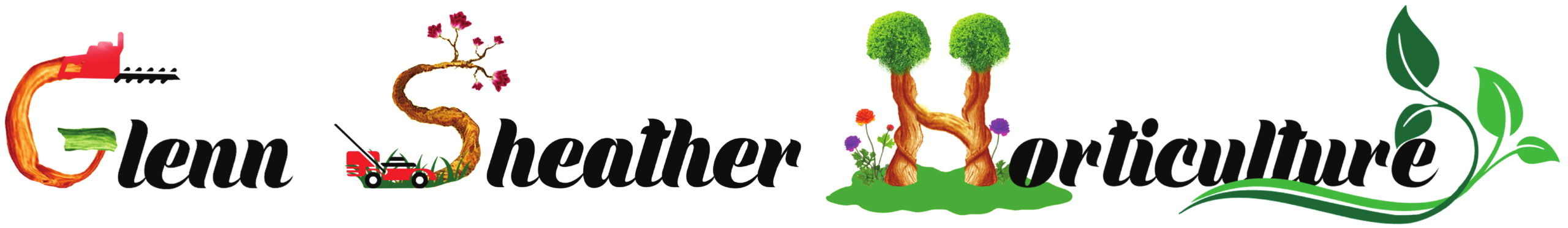 Glen Sheather Horticulture - Logo - Business in Networking Group