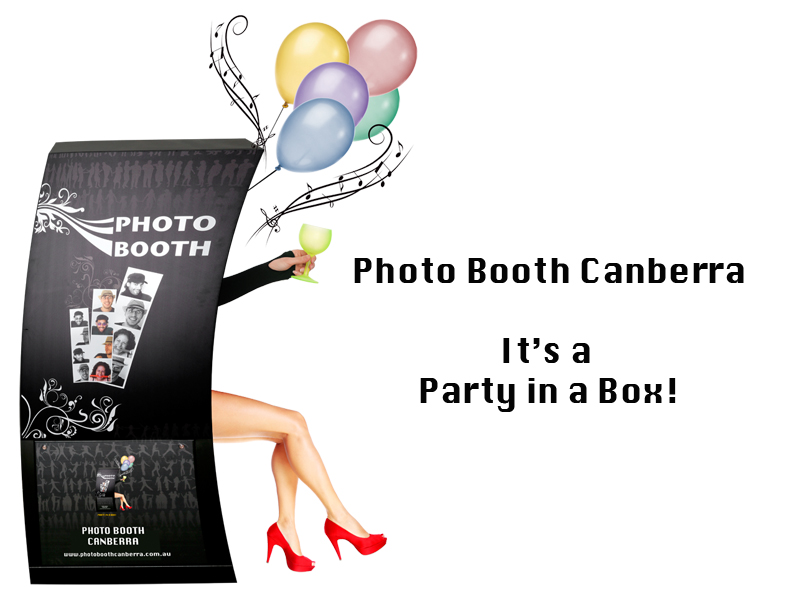 Photo Booth Canberra - Logo - Business in Networking Group