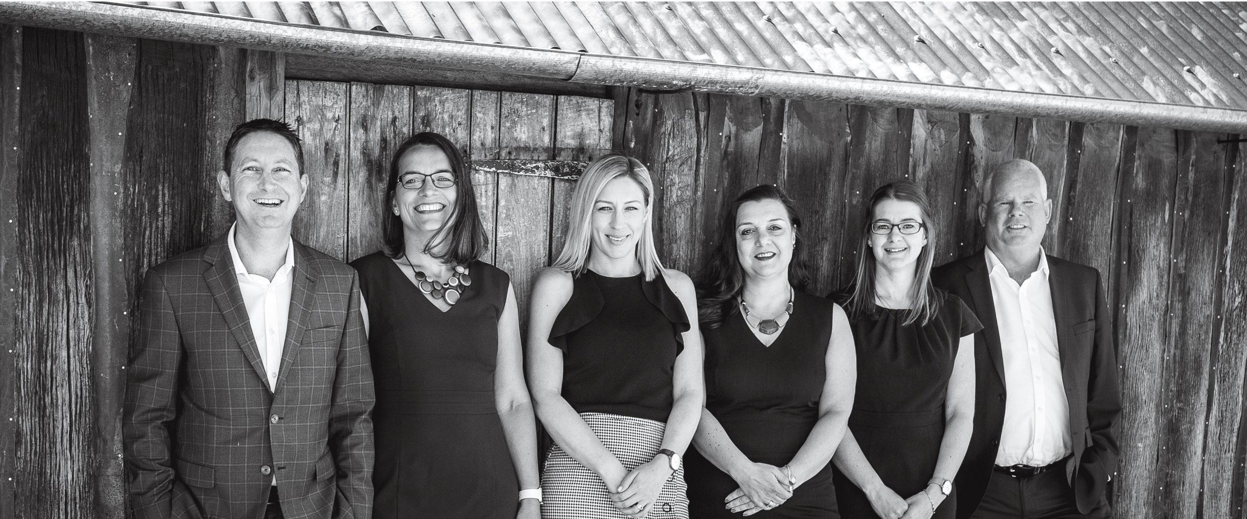 Team members of Hero Real Estate Business