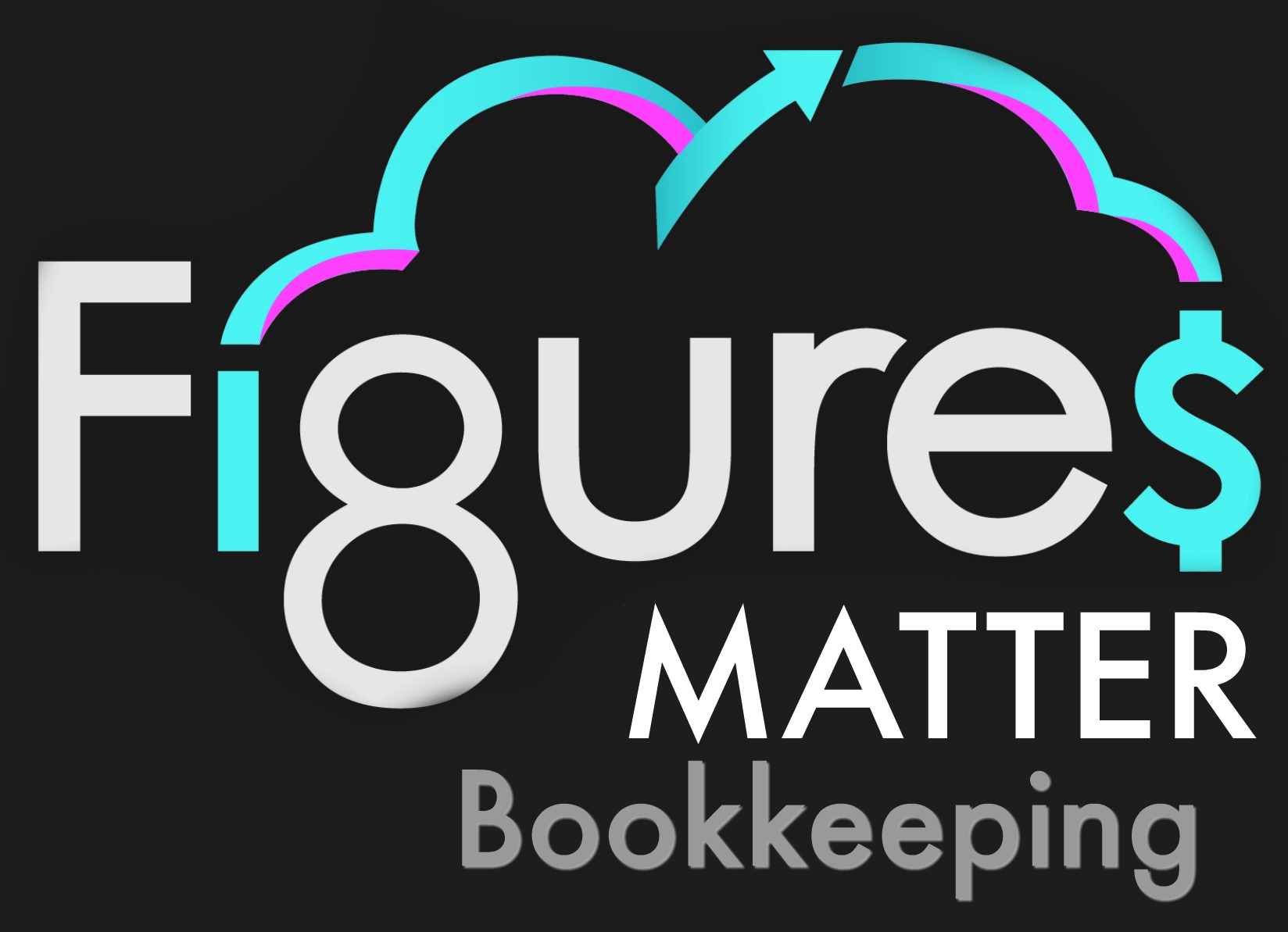 Figures Matter Bookkeeping - Logo - Business in Networking group.